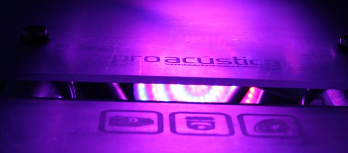 Proacústica - Sonorização Iluminação e Audiovisuais